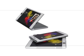 Tablet Lenovo Folio premiera prototypu