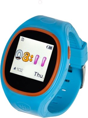 Smartwatch dla dziecka Garett Kids 3