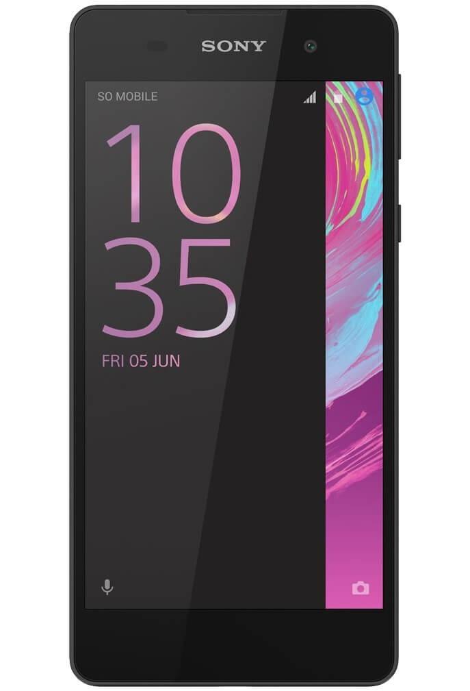 Smartfon Sony Xperia E5