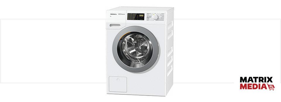 Pralka Miele WDB 030 WCS – energooszczędna pralka dla wymagających