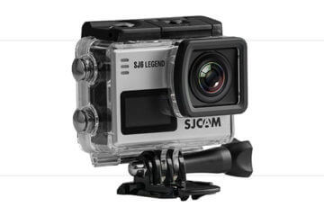 SJ6 LEGEND ACTION CAM – doskonała alternatywa dla GoPro