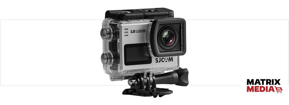 SJ6 LEGEND ACTION CAM – doskonała alternatywa dla GoPro