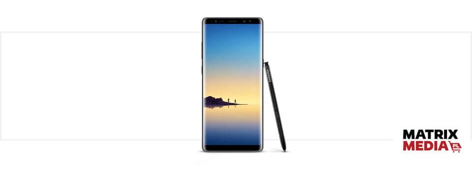 Samsung Galaxy Note 8 - następca niesławnego Note 7
