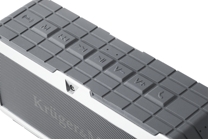 Głośnik Bluetooth Kruger&Matz przyciski