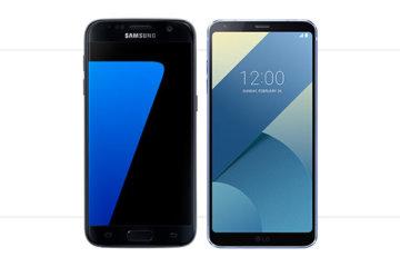 Samsunga Galaxy S7 czy LG G6 - który wybrać?