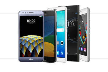 Telefon fotograficzny: LG, Sony czy Huawei?