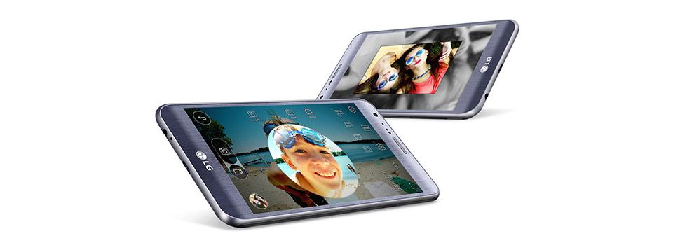 Smartfon LG X Cam