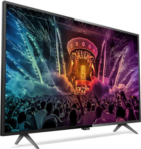 Telewizor PHILIPS LED 43PUH6101