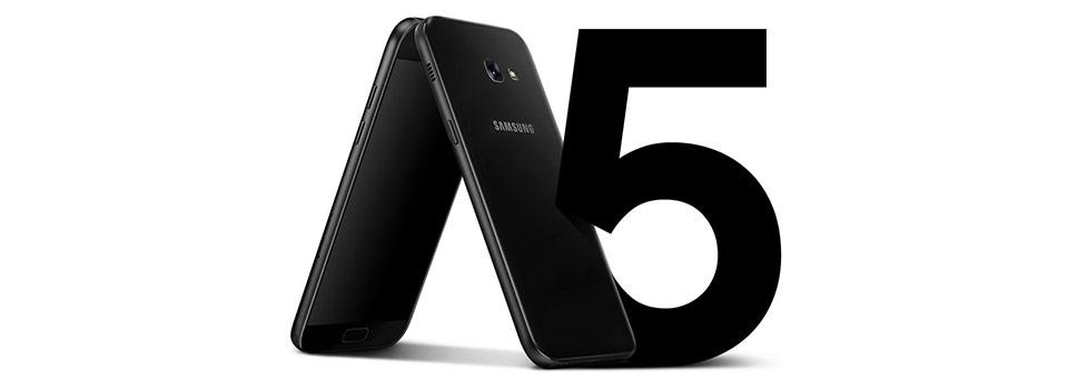 Obudowa smartfona Samsung Galaxy A5 2017