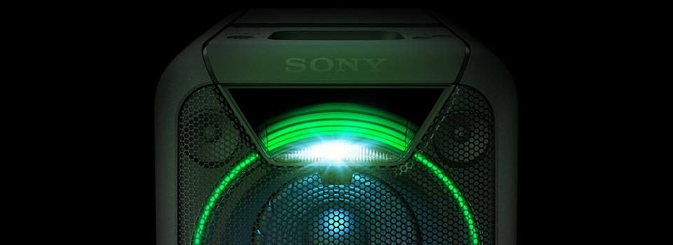 Najwyższa jakość dźwięku Sony GTK-XB90