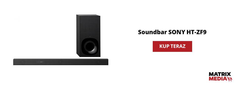 soundbar HT-ZF9 cena w sklepie?