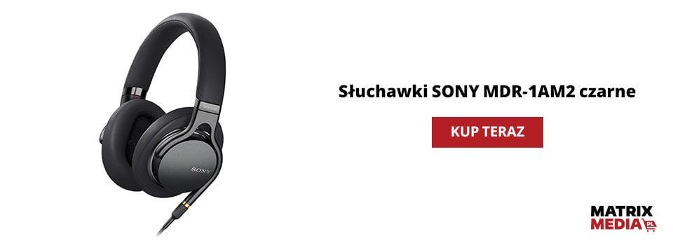 gdzie można kupić słuchawki sony mdr-1am2?