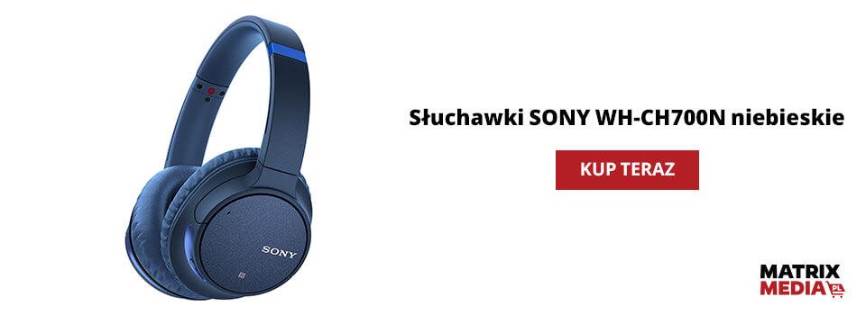 gdzie kupić słuchawki SONY WH-CH700N?
