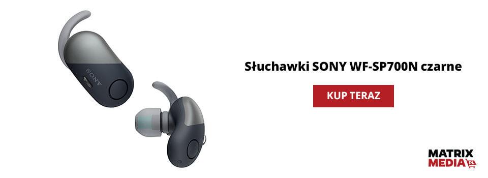 ile kosztują słuchawki WF-SP700N?