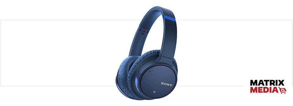 Sony WH-CH700N – test słuchawek wokółusznych z systemem eliminacji hałasu