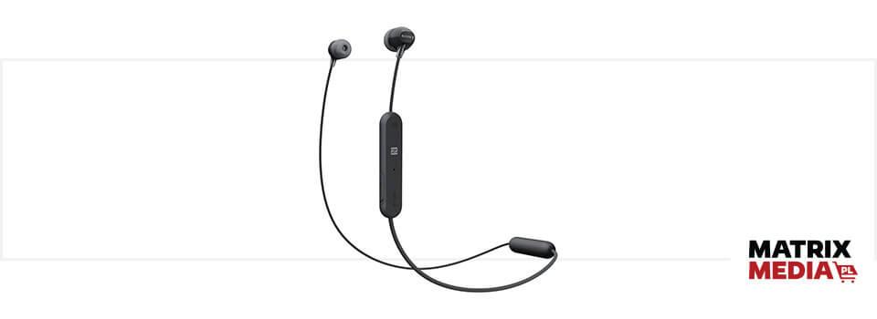 Słuchawki SONY WI-C300 – testujemy słuchawki douszne