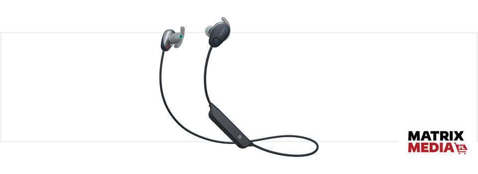 Słuchawki Sony WI-SP600N – test bezprzewodowych słuchawek do biegania