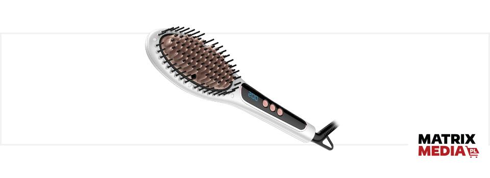 Urządzenie do prostowania włosów