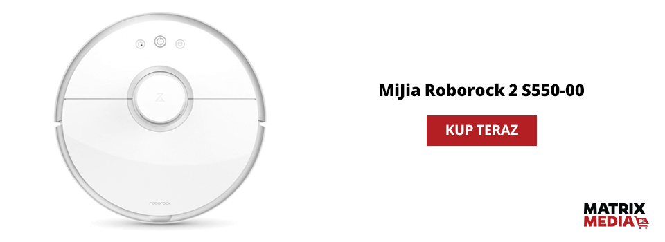 Robot sprzątający Xiaomi S550-00